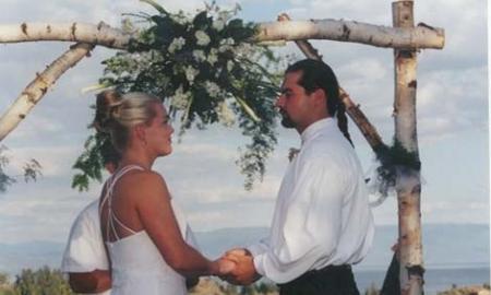 Wedding at Outlook Inn